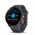 GARMIN vivoactive3 Music Granite Blue RoseGold